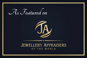As Featured on Jewellery Appraisers of the World